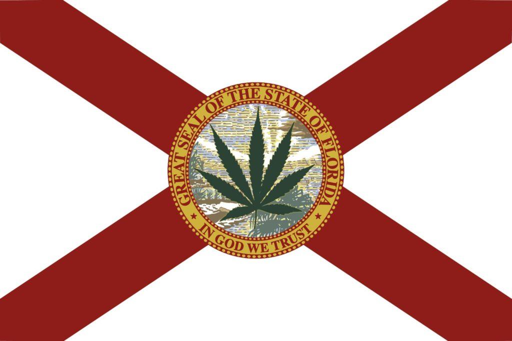 Florida Flag MMJ Marijuana
